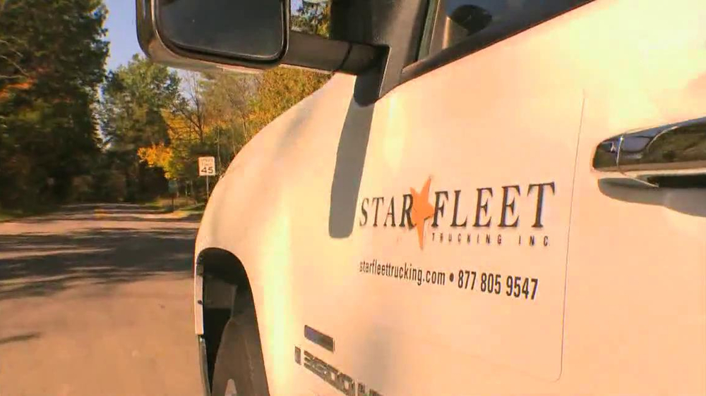 Star Fleet Trucking TV Spot - Screenshot 5