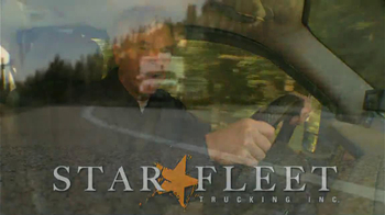 Star Fleet Trucking TV Spot - Thumbnail 8