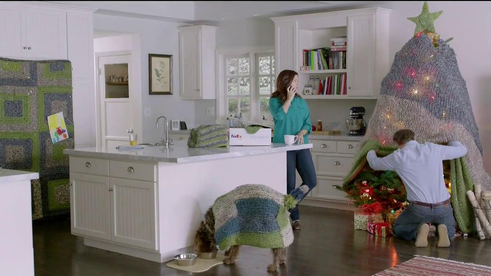 FedEx One Rate TV Spot, 'Cozies' - Screenshot 4