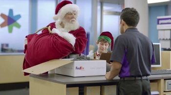 FedEx One Rate TV Spot, 'Santa' - Thumbnail 2