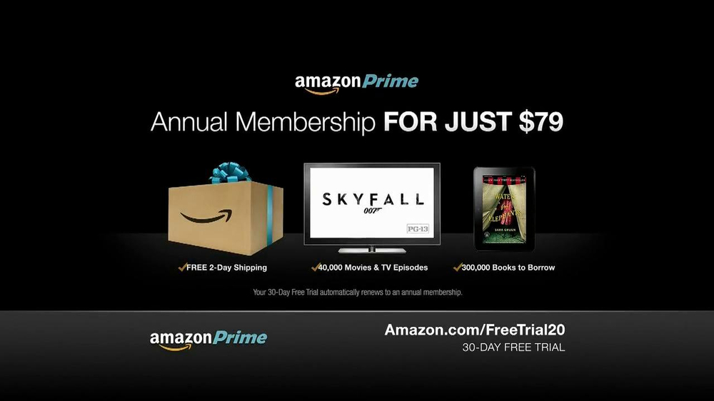 Amazon Prime TV Spot, 'Customer Interviews' - Screenshot 10