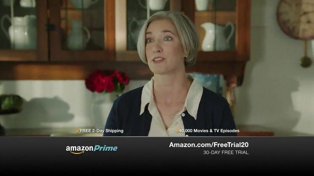 Amazon Prime TV Spot, 'Customer Interviews' - Screenshot 4