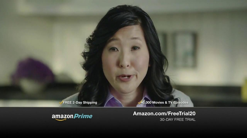 Amazon Prime TV Spot, 'Customer Interviews' - Screenshot 7