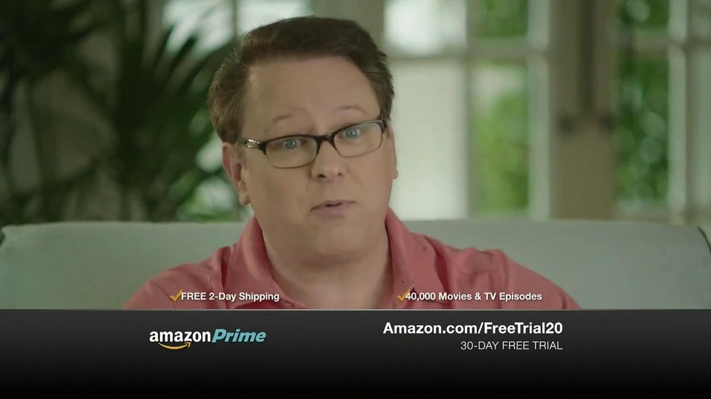 Amazon Prime TV Spot, 'Customer Interviews' - Screenshot 8