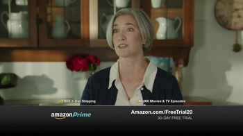Amazon Prime TV Spot, 'Customer Interviews' - Thumbnail 4