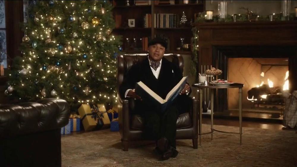 Best Buy Sprint TV Spot, 'Twas' Featuring LL Cool J - Screenshot 1