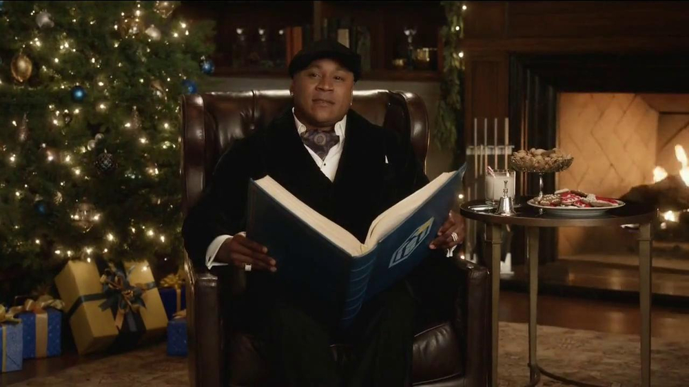 Best Buy Sprint TV Spot, 'Twas' Featuring LL Cool J - Screenshot 9