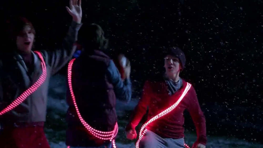 Radio Shack TV Spot, 'Tech the Halls' - Screenshot 7