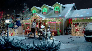 Sears TV Spot, 'The Denskies: Christmas Treadmill' - 1047 commercial airings