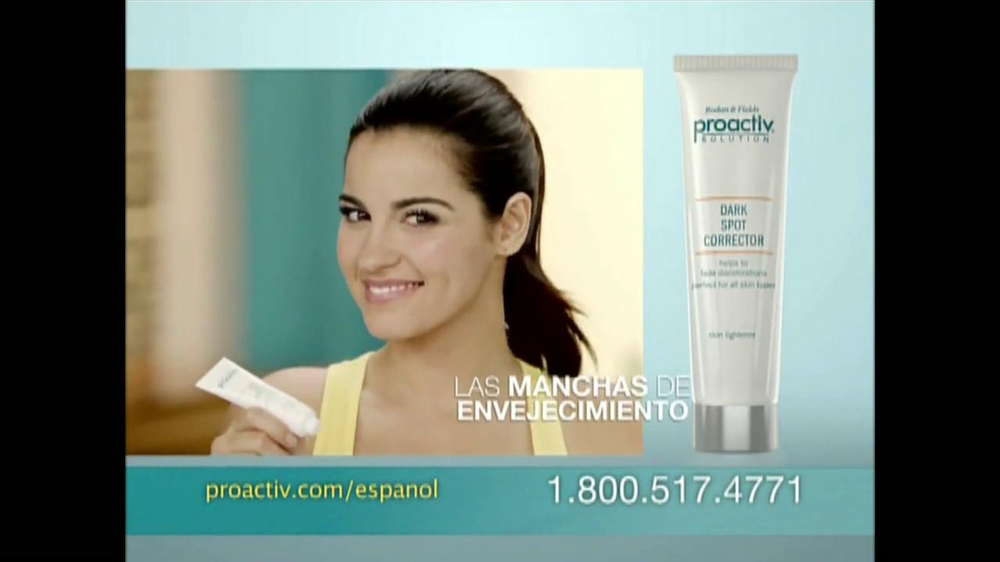 Proactiv TV Spot Con Maite Perroni [Spanish] - Screenshot 8