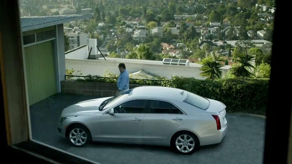 2014 Cadillac ATS TV Spot, 'Brothers' - Screenshot 5