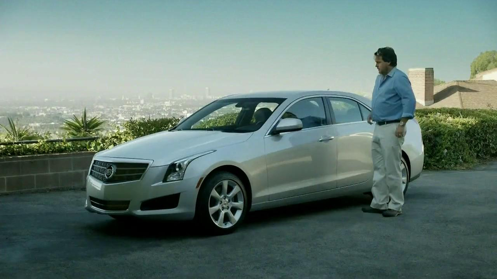 2014 Cadillac ATS TV Spot, 'Brothers' - Screenshot 6