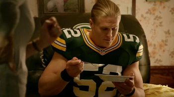 Campbell's Chunky New England Clam Chowder TV Spot Feat. Clay Matthews,