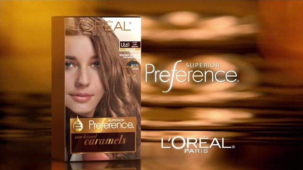 L Oreal Superior Preference Tv Commercial Con Jennifer