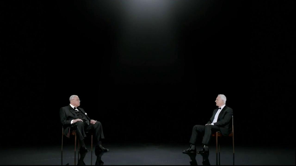 Sprint TV Spot, 'Steve's Facebook' Ft. James Earl Jones & Malcom McDowell - Screenshot 3