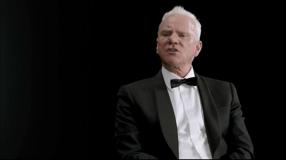 Sprint TV Spot, 'Steve's Facebook' Ft. James Earl Jones & Malcom McDowell - Screenshot 5