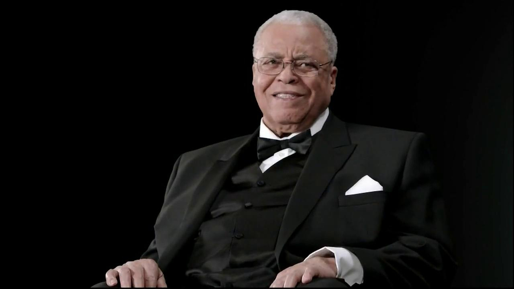 Sprint TV Spot, 'Steve's Facebook' Ft. James Earl Jones & Malcom McDowell - Screenshot 6