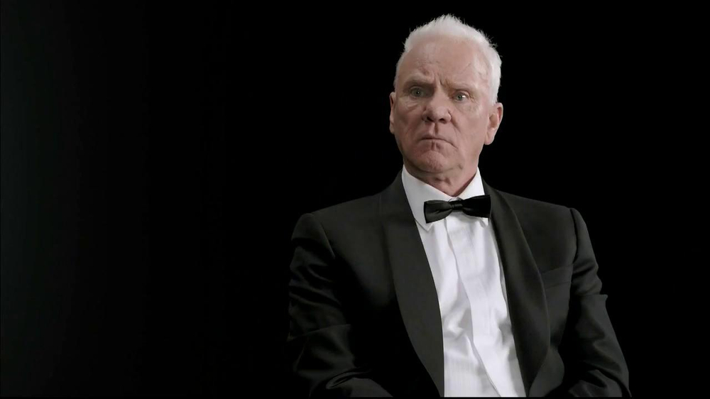 Sprint TV Spot, 'Steve's Facebook' Ft. James Earl Jones & Malcom McDowell - Screenshot 9