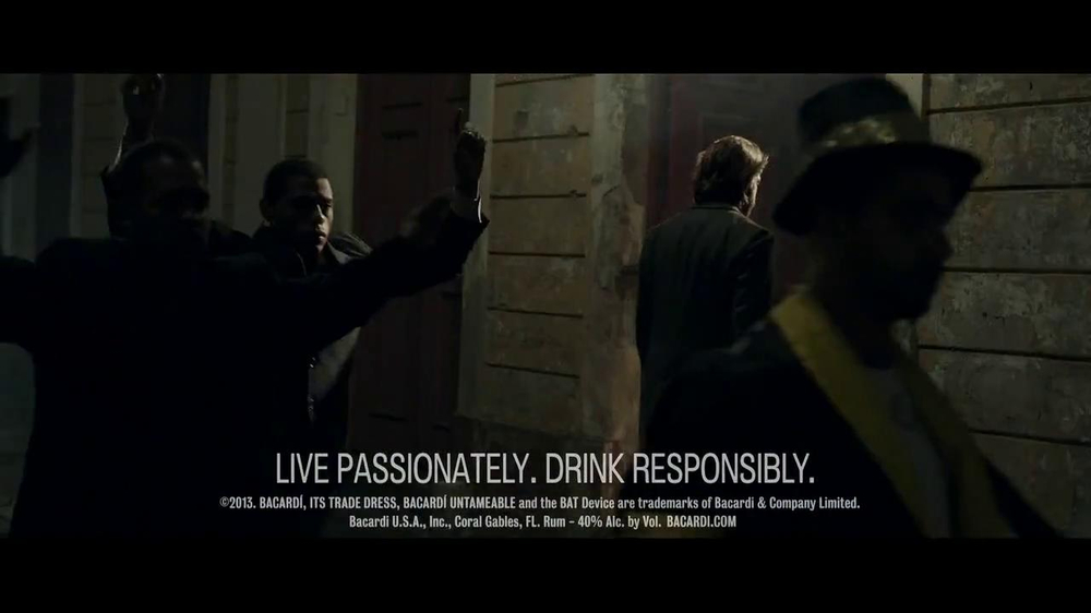 Bacardi Gold TV Spot, 'Untameable Since 1862' - Screenshot 9