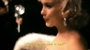 Chanel No.5 TV Spot, 'Marilyn Monroe'