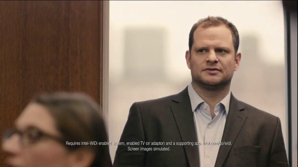 Intel 2-in-1 Laptop TV Spot, 'Meeting' - Screenshot 3