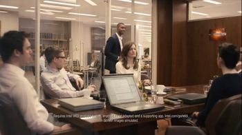 Intel 2-in-1 Laptop TV Spot, 'Meeting' - Thumbnail 1