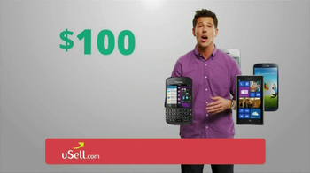 uSell.com TV Spot, 'Cash for Your Phone'