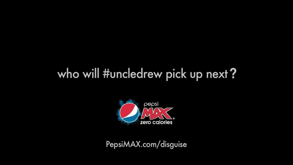 Pepsi Max TV Spot, 'Uncle Drew: Disguise' - Screenshot 10