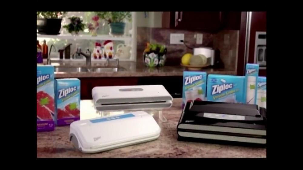 Ziploc Vacuum Sealer Tv Commercial Ispot Tv
