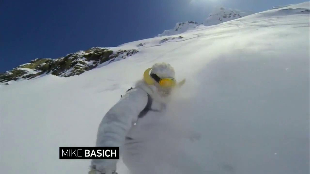 GoPro TV Spot, 'Yeti' Featuring Mike Basich - Screenshot 4