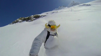 GoPro TV Spot, 'Yeti' Featuring Mike Basich - Thumbnail 7