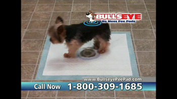 Bullseye Pee Pads TV Spot, 'No Mess' - Thumbnail 8