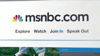 MSNBC.com TV Spot, 'First Step Forward' - Thumbnail 10