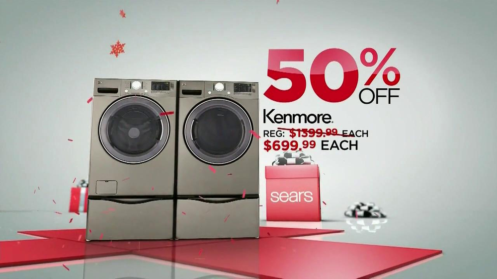 Sears Black Friday Appliance Event Tv Commercial Ispot Tv