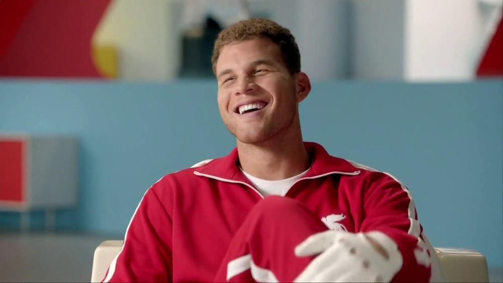 Kia Optima TV Spot, 'Griffin Force' Featuring Blake Griffin, Jack McBrayer - Screenshot 3