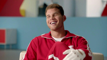 Kia Optima TV Spot, 'Griffin Force' Featuring Blake Griffin, Jack McBrayer - Thumbnail 3
