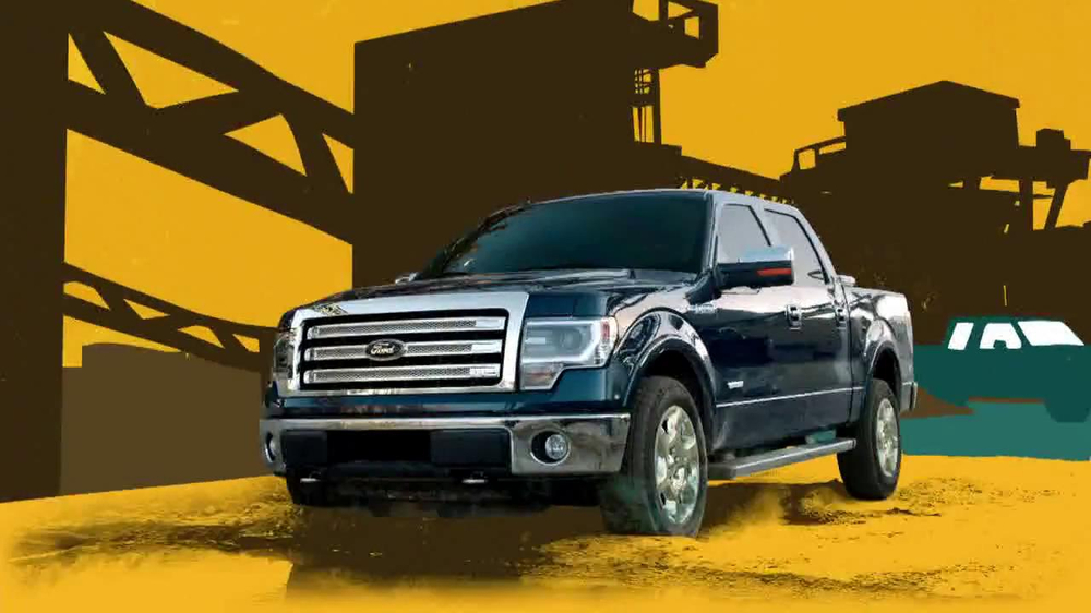 Ford F-150 TV Spot, 'Research Project' thumbnail