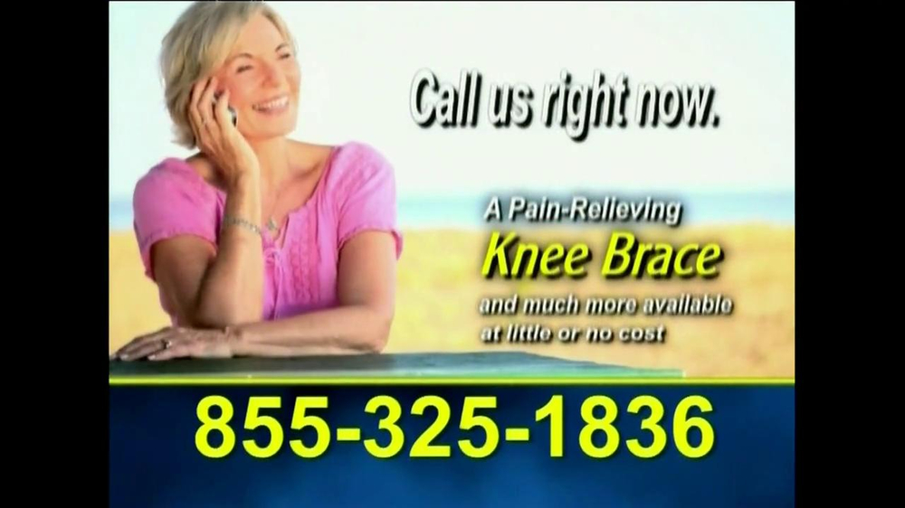 Free Health Hotline TV Spot, 'Knee Brace' - Screenshot 10