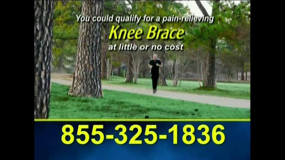 Free Health Hotline TV Spot, 'Knee Brace' - Screenshot 3