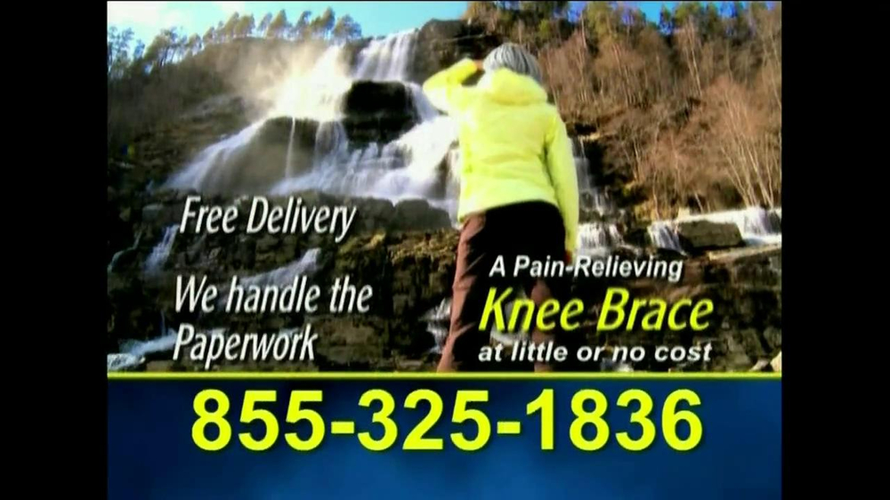 Free Health Hotline TV Spot, 'Knee Brace' - Screenshot 4