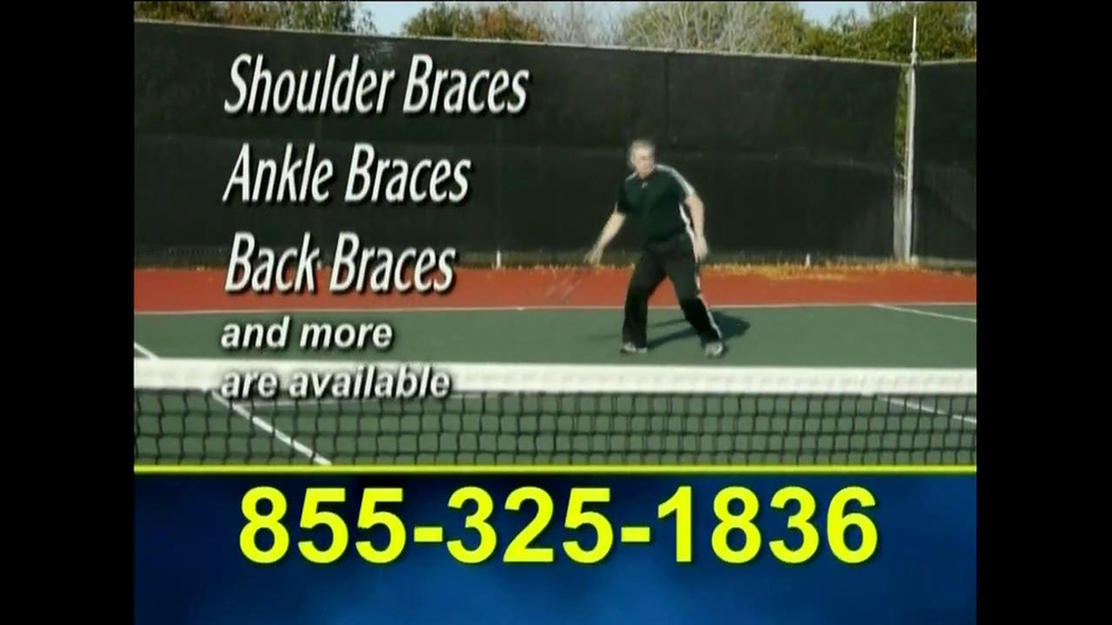 Free Health Hotline TV Spot, 'Knee Brace' - Screenshot 8