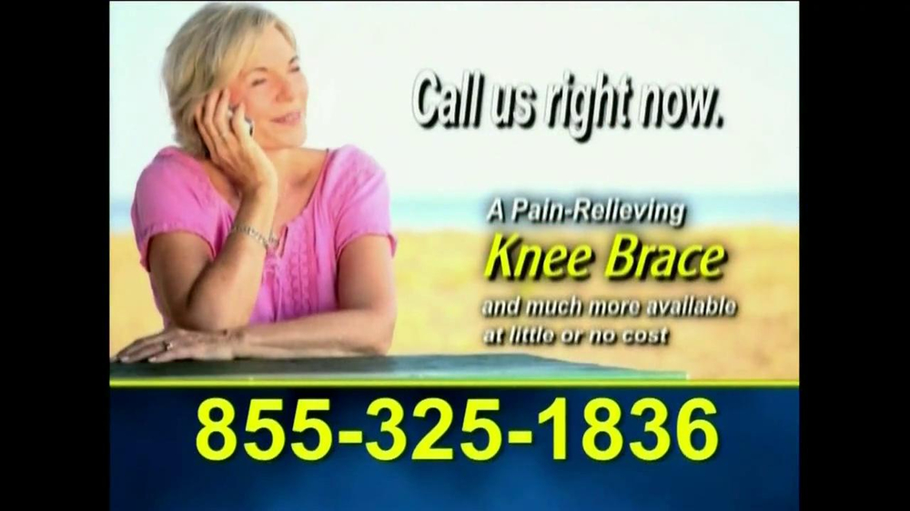 Free Health Hotline TV Spot, 'Knee Brace' - Screenshot 9
