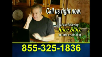 Free Health Hotline TV Spot, 'Knee Brace' - Thumbnail 6