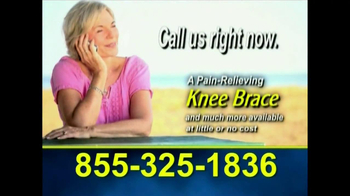 Free Health Hotline TV Spot, 'Knee Brace' - Thumbnail 9