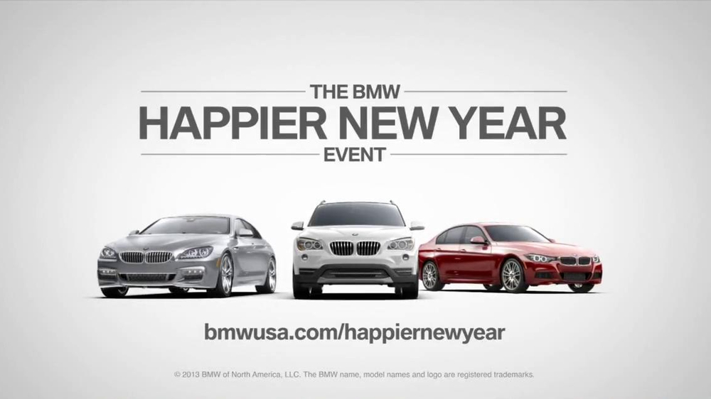 BMW Happier New Year TV Spot, 'Moments' Song by Stepdad - Screenshot 9