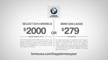 BMW Happier New Year TV Spot, 'Moments' Song by Stepdad - Thumbnail 10