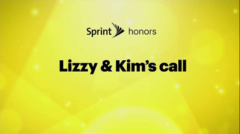 Sprint TV Spot, 'Lizzy & Kim's Call' - Thumbnail 2