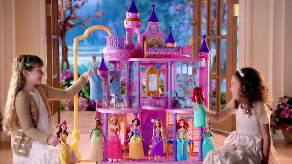 disney princess ultimate dream castle instructions