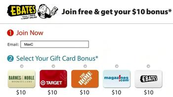 Ebates TV Spot, '$10 Bonus' thumbnail