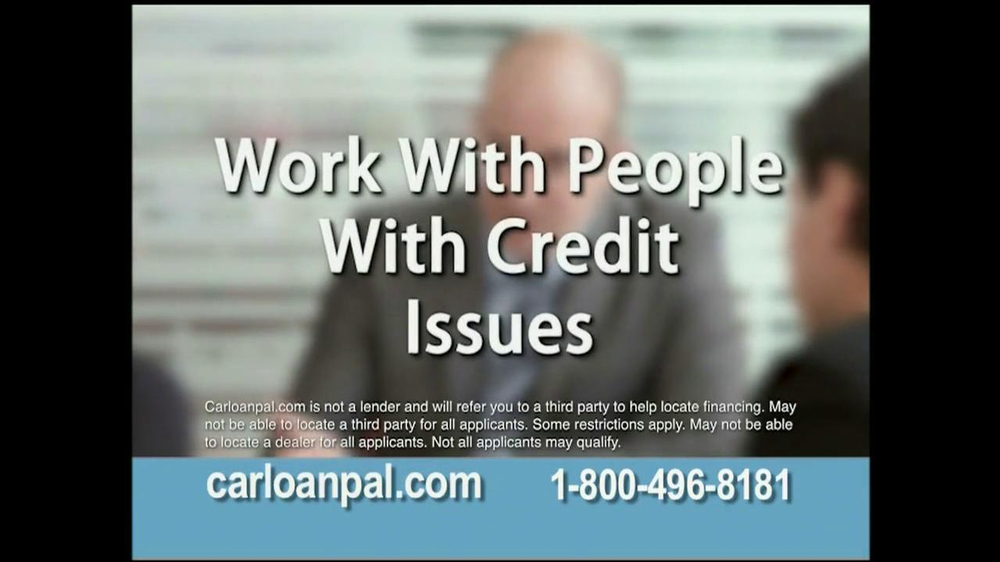 Car Loan Pal TV Spot, 'What Do I Do?' - Screenshot 6